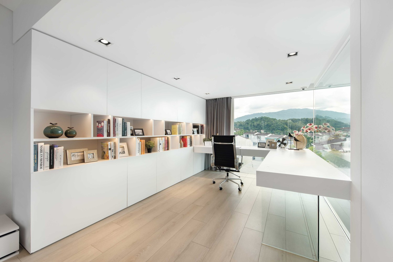 Casa Em Hong Kong,Cortesia De Millimeter Interior Design