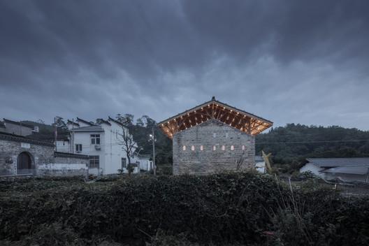 North elevation. Image © Xuguo Tang