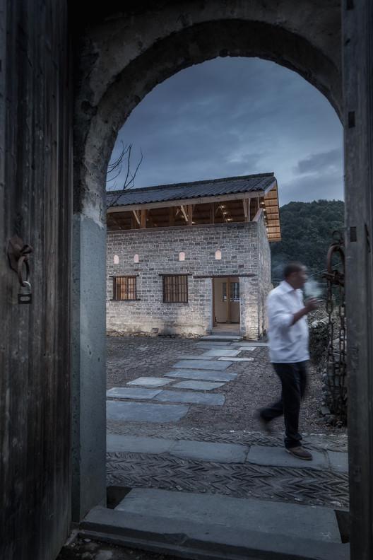 Entrance. Image © Xuguo Tang