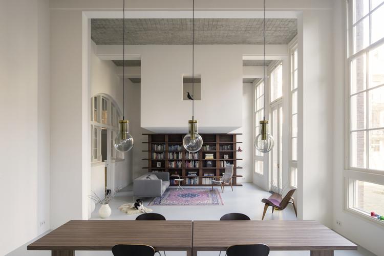 schoolhouse / eklund_terbeek, © Rene de Wit
