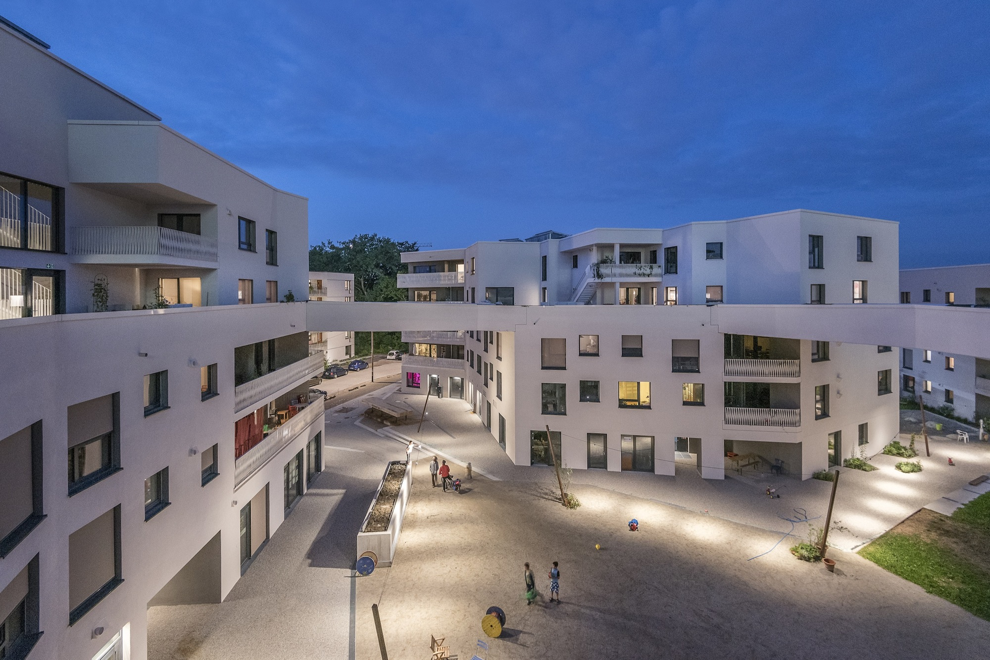 DAM Selects Visionary Frankfurt Housing Project As Germanys Best Building For 2018 WINNER WagnisART