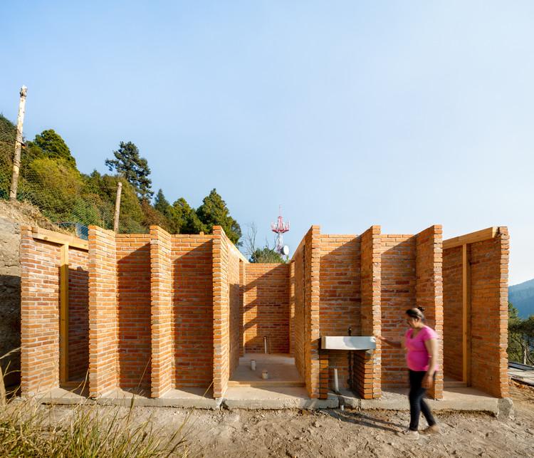Tres climas, tres proyectos: Vivienda de autoproducción asistida en México por CC Arquitectos, Lerma, Estado de México. Image Cortesía de CC Arquitectos