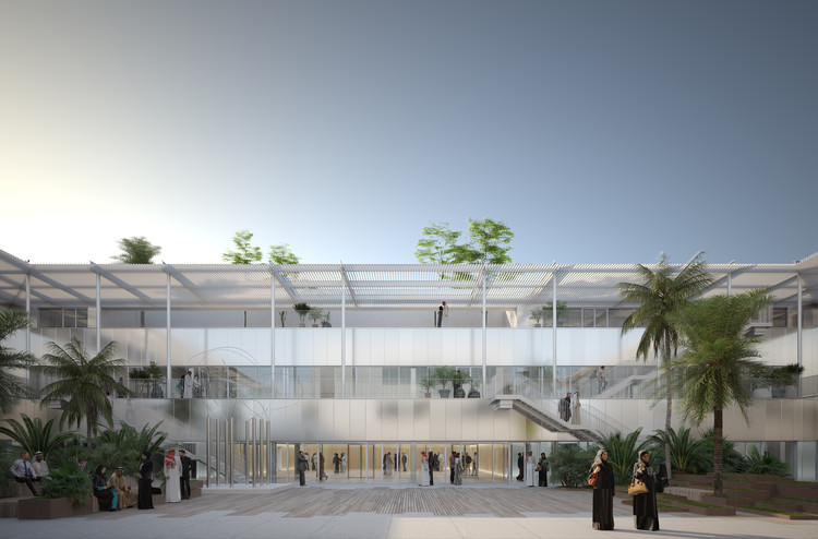 Art Jameel Announces New Multidisciplinary Art Center in Saudi Arabia, Courtesy of Art Jameel
