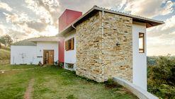 Casa Parque das Bromélias  / Monteiro Martins Arquitetura e Urbanismo