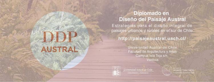 Diplomado Diseño del Paisaje , Instituto de Arquitectura y Urbanismo UACh