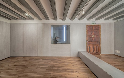 LAB15. Palacio el Portalet / Estudio Rocamora Diseño & Arquitectura