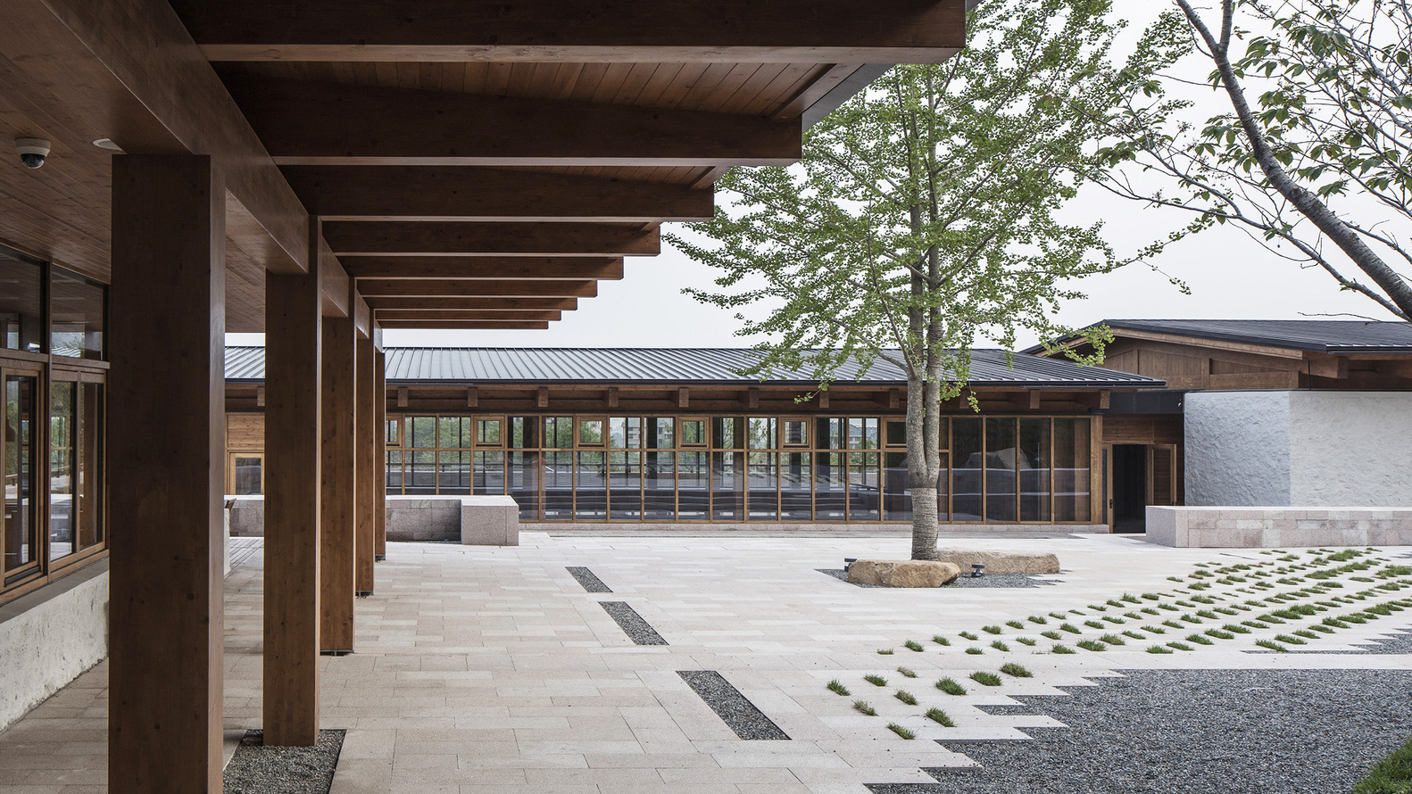 Gallery Of Best Modern Examples Of Ancient Courtyard Renovations In China 13