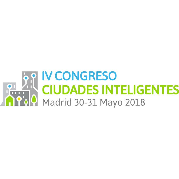 IV Congreso Ciudades Inteligentes en Madrid, Logo IV Congreso Ciudades Inteligentes