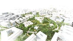 HUCAMP, el proyecto ganador que transformará el antiguo Hospital Central de Asturias en Oviedo