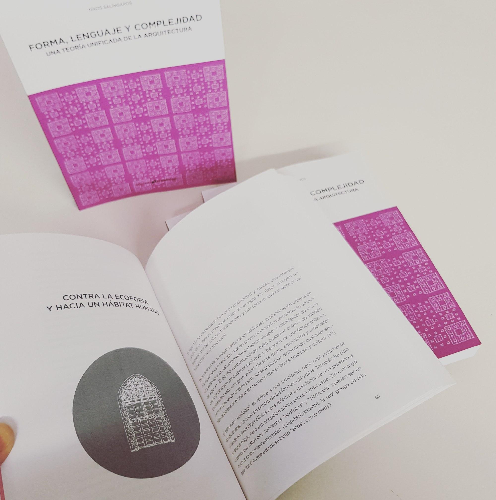 Galer a de forma lenguaje y complejidad ediciones for Ediciones asimetricas