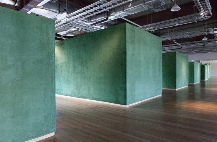 Arquitectura sin el peso de la permanencia: 10 proyectos museográficos diseñados por oficinas mexicanas, Gerzso, Gerzso, Gerzso - LANZA Atelier. Image Cortesía de LANZA Atelier