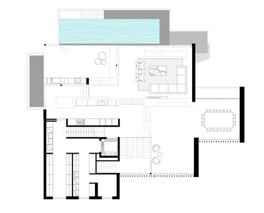 Wentworth House Mhn Design Union Archdaily Howldb