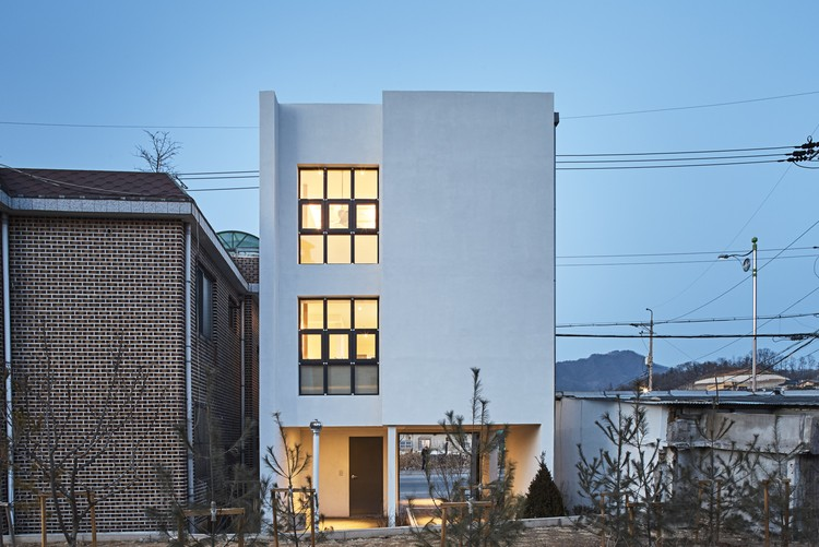 HOUSE 3/6 in Dongducheon / Y GROUP, © Namsun Lee