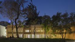 Brazilian Embassy in Chile / Ipiña + Nieto Arquitectos + Ossa Arquitectura
