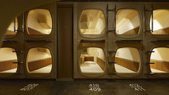 Hotel Ebisu ºC (Do-C) / Schemata Architects