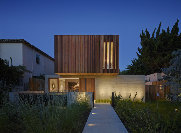 Residencia Taslimi  / Fleetwood Fernandez Architects, © Benny Chan