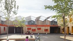 Saint-Isidore School Group Extension / ANMA