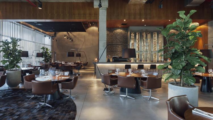BAH Restaurante Parkshopping  / Tellini Vontobel Arquitetura, © Cristiano Bauce