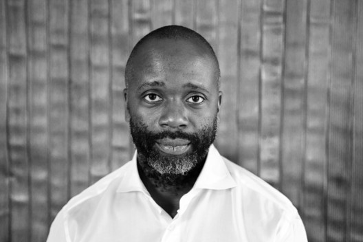Portrait of Theaster Gates. Image Courtesy of University of Chicago