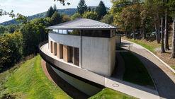Hartmannswillerkopf Franco-German Historial / INCA Architectes