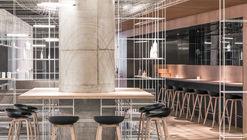LXB-Shanghai Diner / LUKSTUDIO