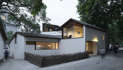 Lost Villa Boutique Hotel in Yucun / Naturalbuild
