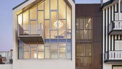 Casa na Costa Nova – Mar / RVdM Arquitectos