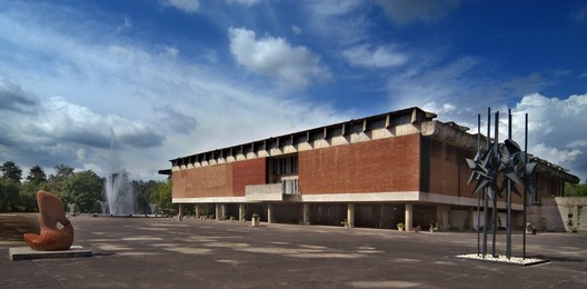 Government Museum and Art Gallery, Chandigarh. Image Courtesy of the Government Museum and Art Gallery