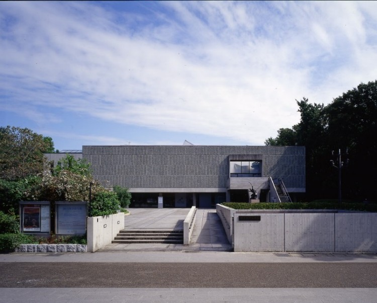 Getty Assembles Experts for Conservation of Le Corbusier's Only Three Museums, National Museum of Western Art, Tokyo. Image © National Museum of Western Art