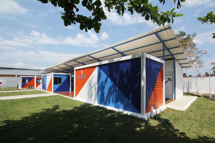 Projeto Social JAMDS / Tavares Duayer Arquitetura, © João Duayer & Nathalie Ventura