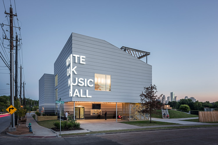 White Oak Music Hall / SCHAUM/SHIEH, © Peter Molick