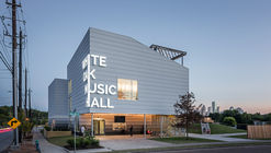 White Oak Music Hall / SCHAUM/SHIEH