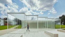 Centro de Visitantes Magnolia Mound / Trahan Architects