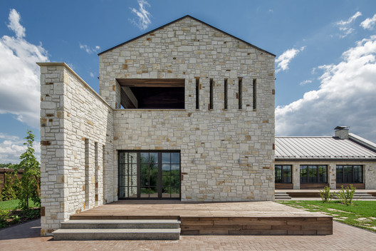 Rock House / 33bY Architecture