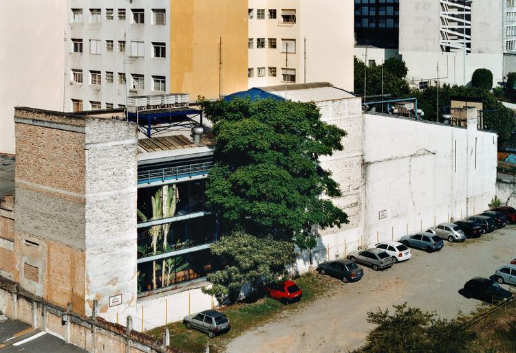Teatro Oficina e bacias hidrográficas: Brasil Arquitetura e Urbeflux divulgam carta aberta à São Paulo, © Nelson Kon