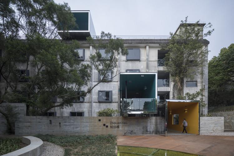 Esta fábrica textil en China fue transformada en un próspero centro cultural por O-Office, © Laurian Ghinitoiu
