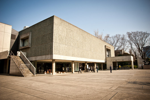 The National Museum of Western Art, Tokyo, Japan. Image © Flickr user pixelhut. Licensed under CC BY-NC-ND 2.0