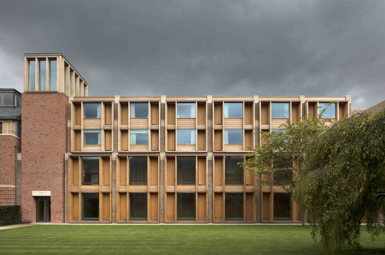 Jesus College / Niall McLaughlin Architects, © Nick Kane