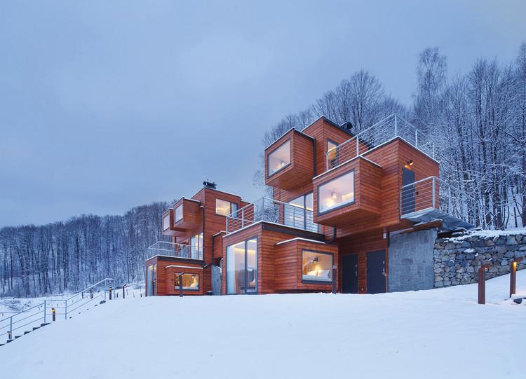 Szuflandia Apartments / Brandys Design + Modern House, © Tomasz Zakrzewski