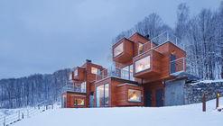 Szuflandia Apartments / Brandys Design + Modern House