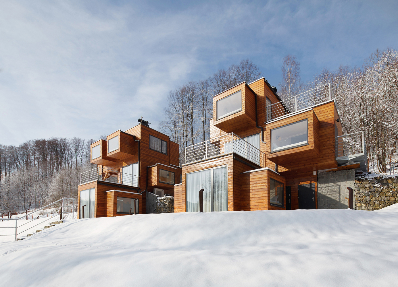 Szuflandia apartments brandys design modern house