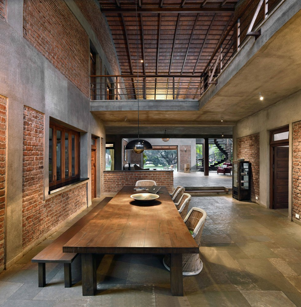 Gallery Of 11 Houses With Gorgeous Double Height Spaces 12