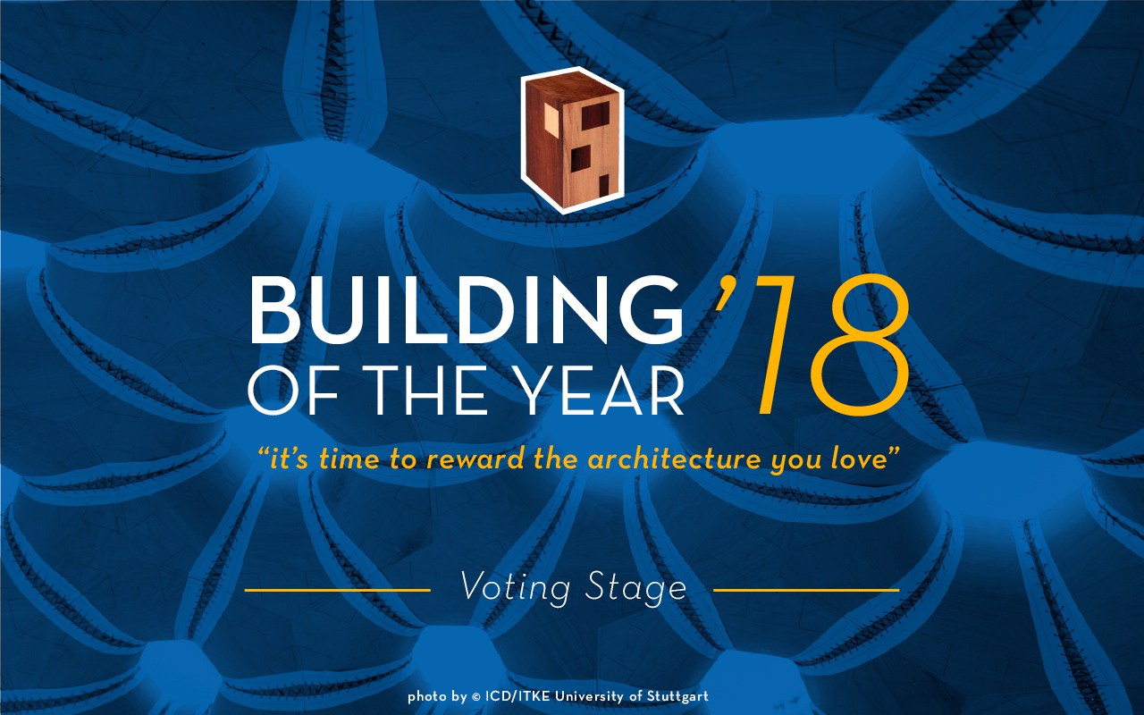 Building Of The Year | Tag | ArchDaily