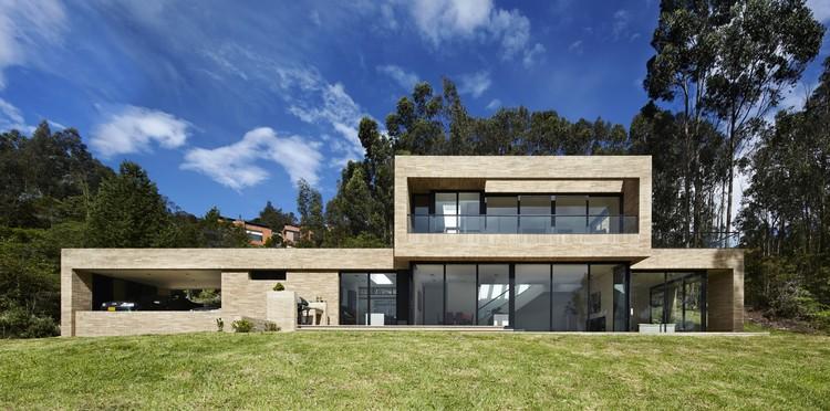 Casa fusca baquerizo arquitectos archdaily m xico - Arquitecto de brasilia ...