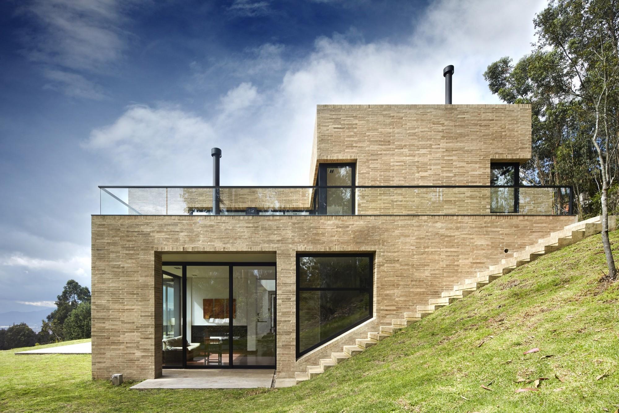 Casa Fusca Baquerizo Arquitectos Plataforma Arquitectura