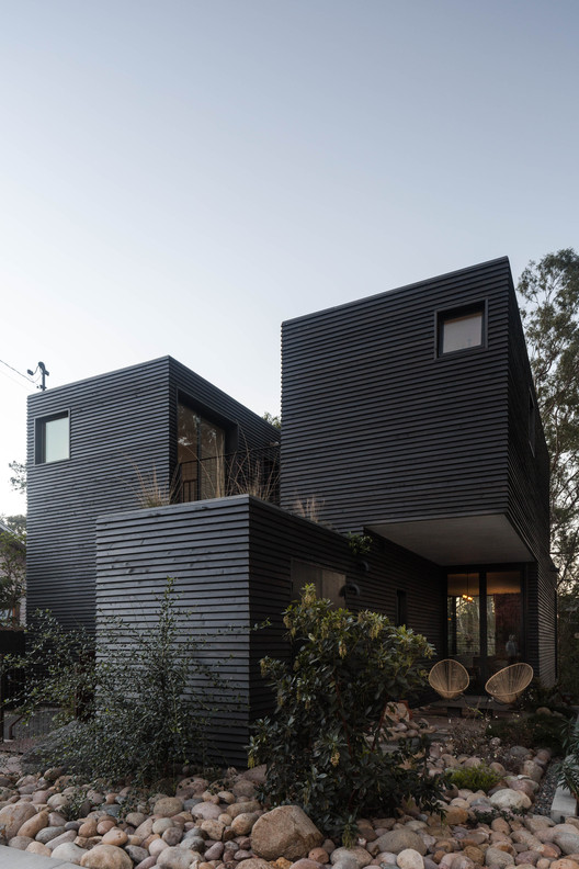 Casa Redwood / Jeff Svitak, © Onnis Luque