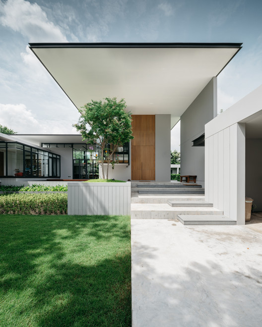 Ratchada 18 Residence / AOMO, © Chaovarith Poonphol