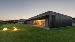 Black Box House / PAO Architects