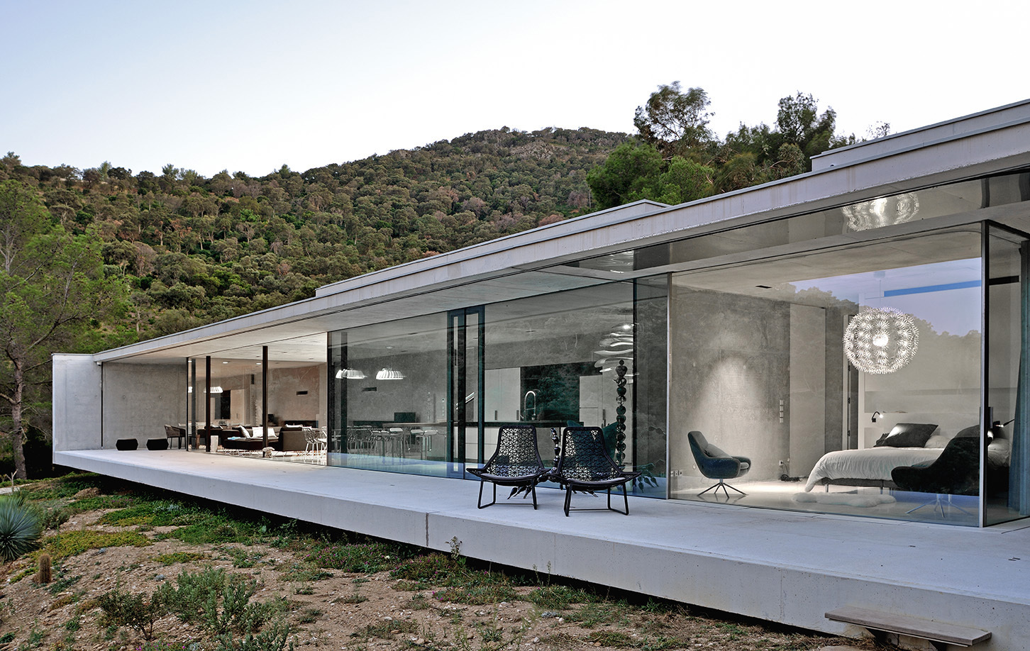 La mira ra aum pierre minassian archdaily for Animateur maison france 5
