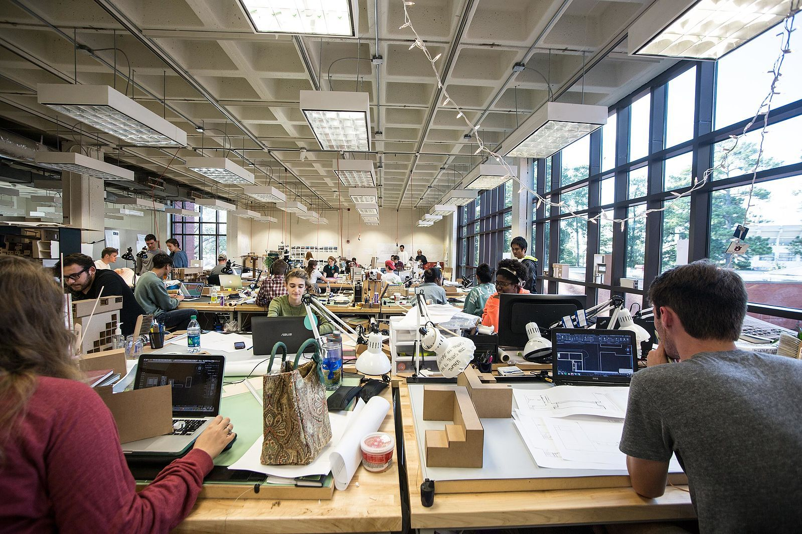 Architectural education is it actually preparing our - Auburn university interior design program ...